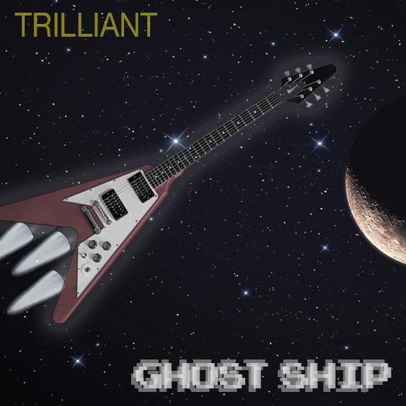 Trilliant's Fourth Album Ghost Ship